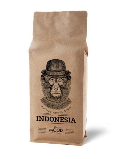 Rūšinė kava The Mood Indonesia 1 KG