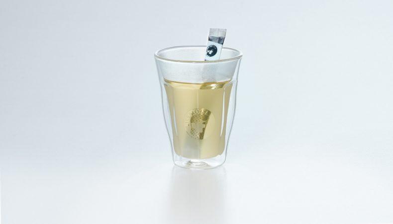 Žalioji arbata su mėtomis (16 lazdelių)