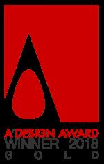 A'design winner award 2018