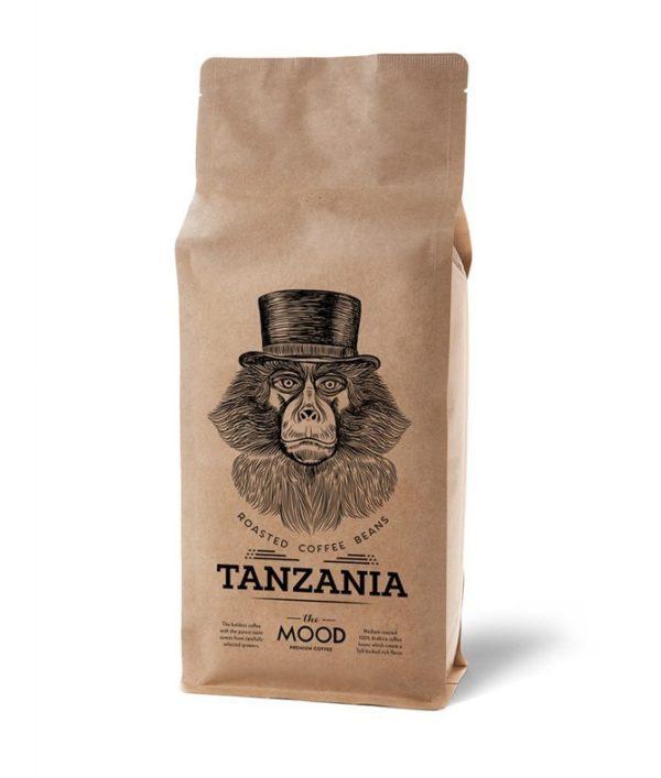 Rūšinė kava The Mood Tanzania 1 KG