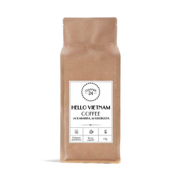 Coffee24 kava Hello Vietnam