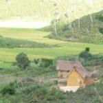 Voatsiperifery pipirų augintojų namelis Madagaskare