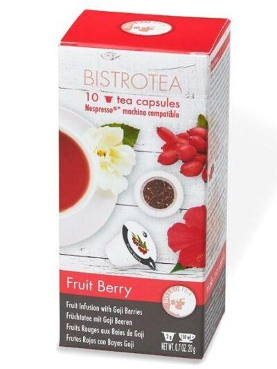 Vaisinė goji arbata kapsulės