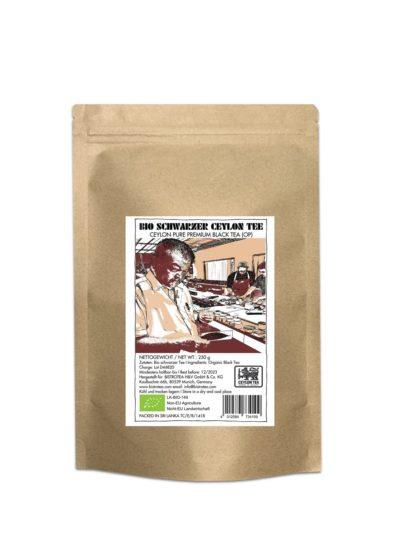 Biri ekologiška Ceilono juodoji arbata