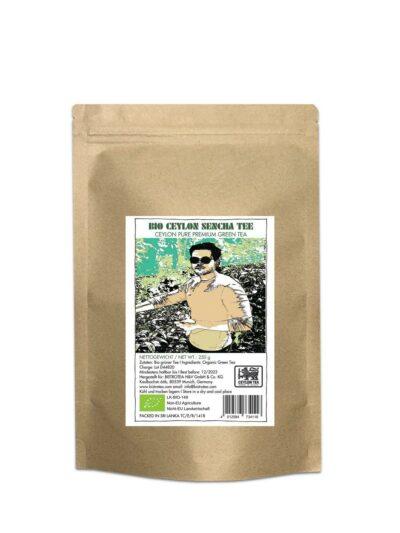 Žalioji Sencha Ceilono arbata