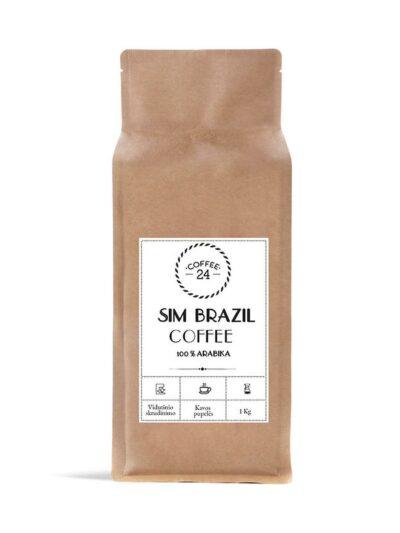 Coffee24 kava Sim Brazil