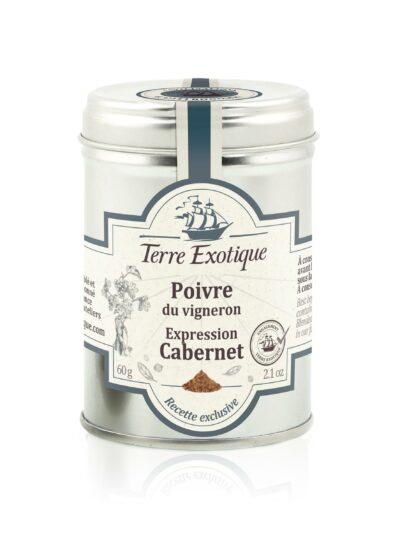 Terre Exotique Pipirų mišinys Cabernet