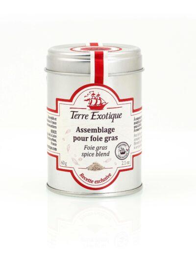 Foie gras prieskonių mišinys