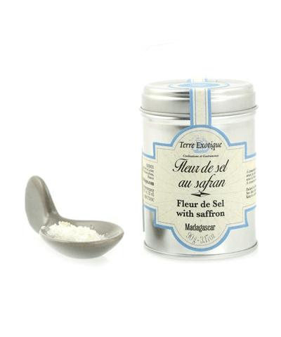 fleur de sel su safranu