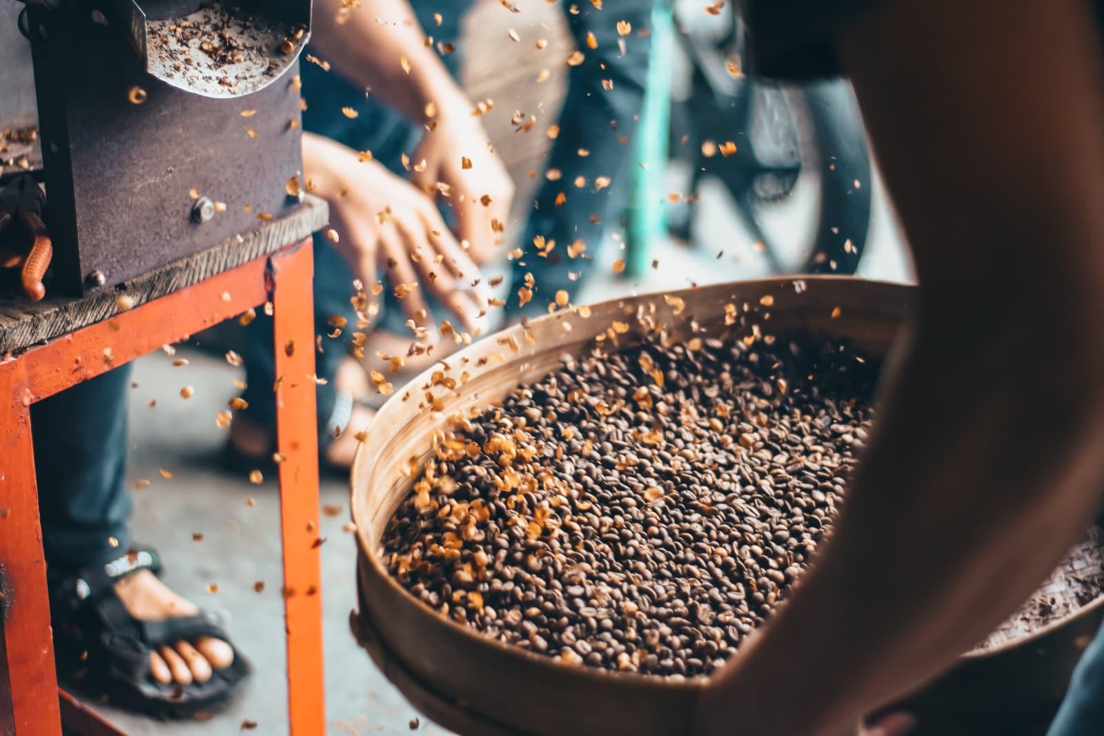 Kodėl brangsta kavos kainos